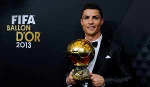CR7 FIFA Ballon d'or 2013