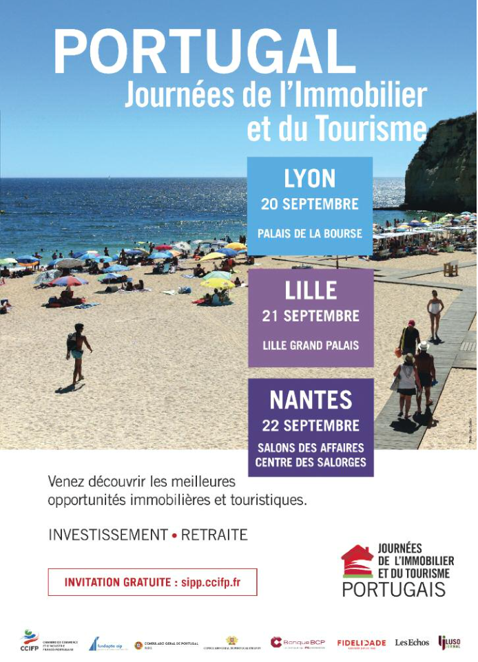 Journ es de l immobilier et du tourisme portugais france - Salon de l agriculture invitation gratuite ...