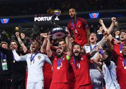 Portugal Champion d'Europe 2018 de Futsal