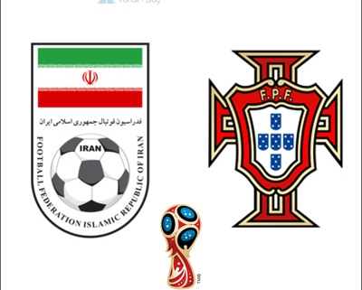 Iran - Portugal, FIFA WORLD CUP 2018