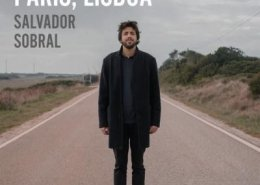 Salvador Sobral, nouvel album PARIS, LISBOA
