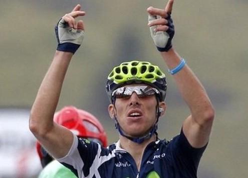 Rui Costa remporte la 8ème étape du Tour de France 2011