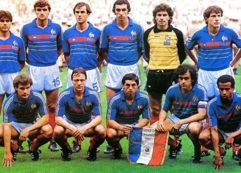 France - Euro-1984