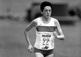 Rosa Mota, championne olympique marathon