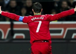 Triplé de Ronaldo - Suède-Portugal