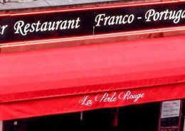 Bar Restaurant LA PERLE ROUGE