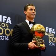 FIFA Ballon d'Or 2014 Cristiano RONALDO