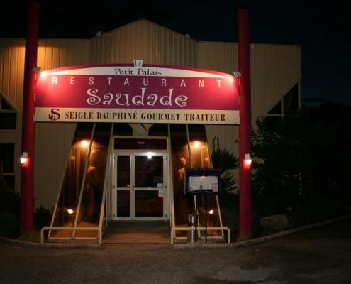 Restaurant SAUDADE à Bourgoin Jailleu