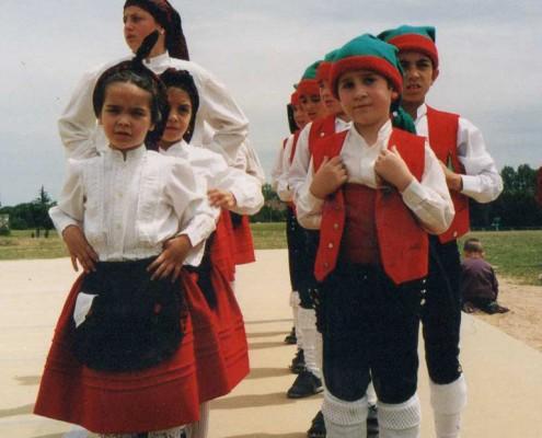 APSCR - Grope Folklorique Saudades de Portugal