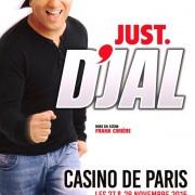 D'JAL au Casino de Paris les 27 et 28 novembre 2015