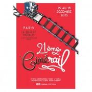 Cinérail 2015, Festival International Trains & Cinéma