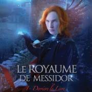 Le royaume de Messidor- 1 - Derrière le livre, de l'auteure Eunice DM
