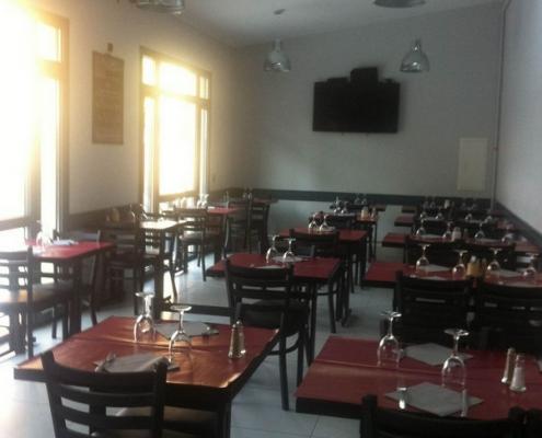Le Relais du Portugal - Salle du restaurant