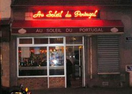 Restaurant AU SOLEIL DU PORTUGAL à Stains