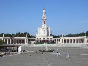 Santuaire de Notre Dame de Fátima au Portugal