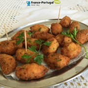 Bolinhos de bacalhau - Beignets de morue à la portugaise - dégustation !