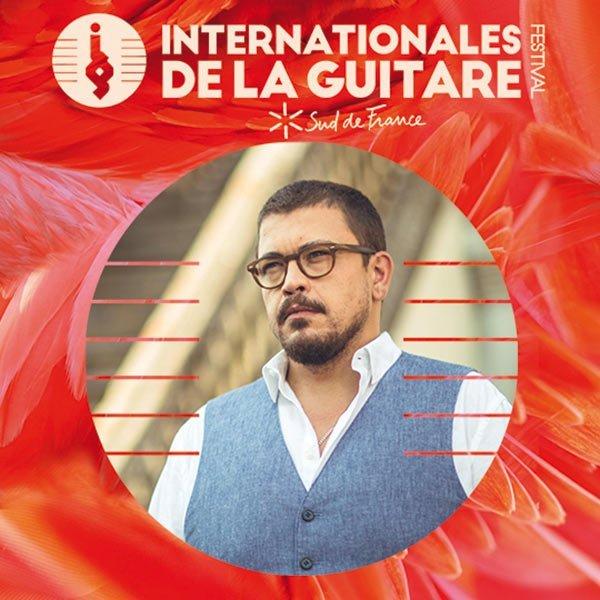 Ricardo Ribeiro en concert à Lattes - festival des Internationales de la Guitare - Sud de France