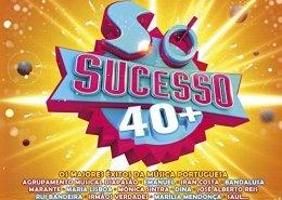 Só Sucesso 40+, Compilation de 40 succès de la musique portugaise !