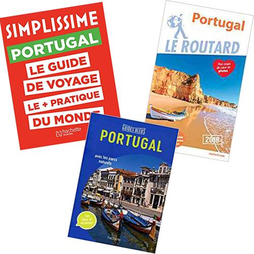 Guides touristiques du Portugal