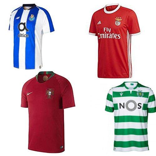 Maillots de football portugais