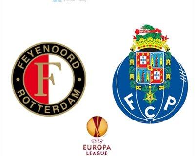 Feyenoord Rotterdam - FC Porto