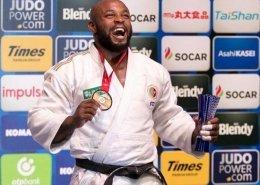 Jorge Fonseca, champion du monde de judo 2019 à Tokyo