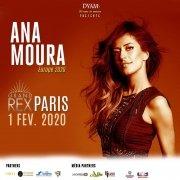 Ana Moura en concert à Paris