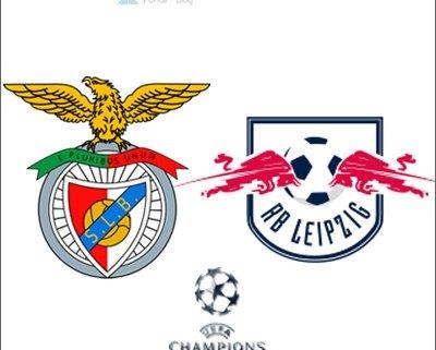 Benfica - RB Leipzig