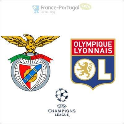 Benfica - Olympique Lyonnais