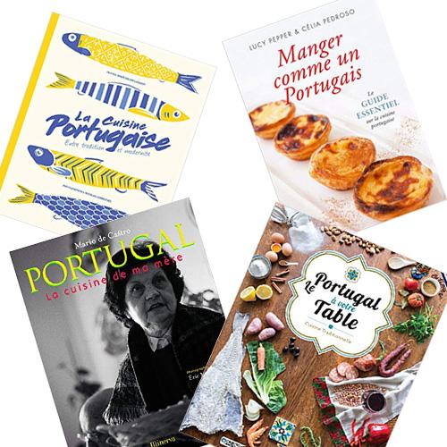 Livres de cuisine portugaise