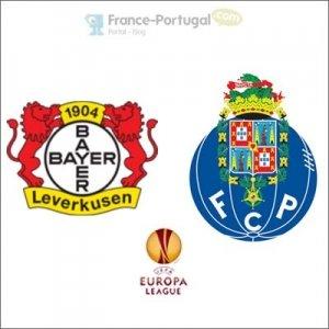 Bayer Leverkusen - FC Porto, Europa League