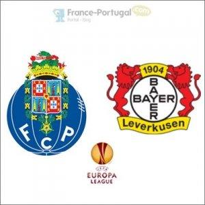 FC Porto - Bayer Leverkusen, Europa League