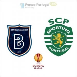 Istanbul Basaksehir - Sporting Portugal, Europa League