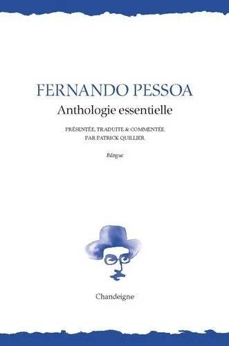 Livre Anthologie essentielle, de Fernando Pessoa