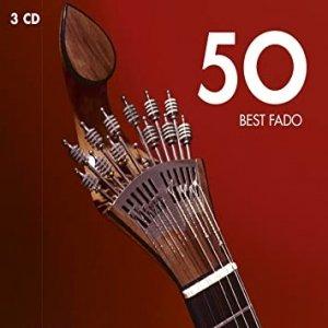50 BEST FADO - 3 CD