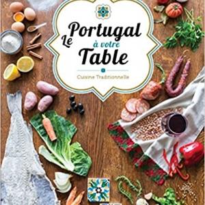 Livre Le Portugal à votre table