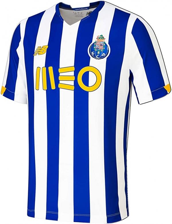 Maillot FC Porto New Balance domicile 2020-2021