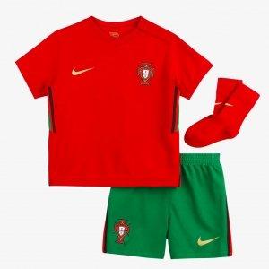 Tenue de football pour bébé et petit enfant Portugal 2020 Domicile