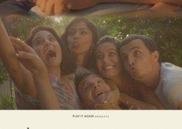 Affiche du film : À l'année prochaine, écrit et réalisé par PHILIPPE MACHADO