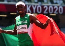 Pedro Pablo Pichardo Champion Olympique du triple saut avec 17,98 m (record du Portugal)
